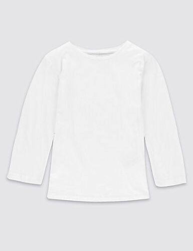 ZARA boys//girls Long Sleeve Top Age 2-14 BRAND NEW pure cotton t shirt