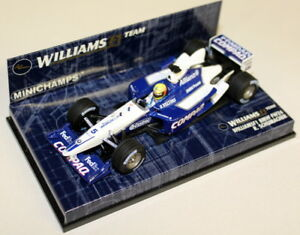 Minichamps-1-43-Scale-400-020005-Williams-F1-BMW-FW24-R-Schumacher-2002-Diecast