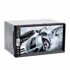 2 Din Car Stereo + MP5 Player - 180 Watt, Bluetooth, AM / FM Radio, AUX In, USB