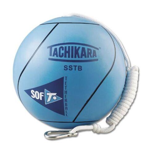 Blue  new Tachikara SSTB Sof T Rubber youth Tetherball