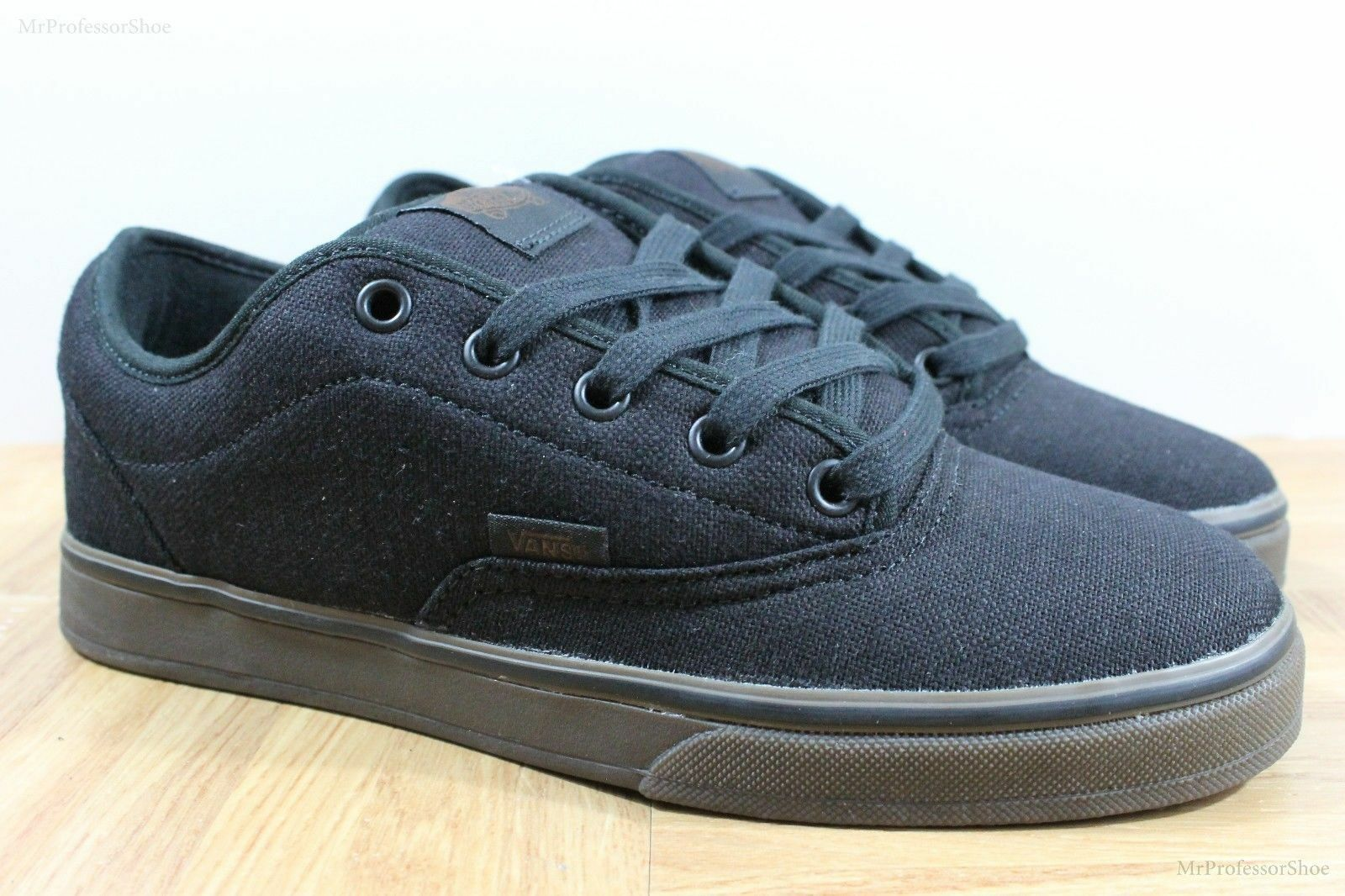 VANS AV Skate Era 1.5 Black/Gum Classic Skate AV Shoes MEN'S 7 WOMEN'S 8.5 9d137f