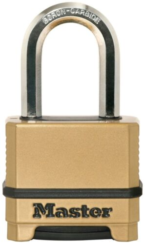 Keyed Loc... Master Lock Cadenas serrure haute sécurité Excell ® Zinc Corps CADENAS