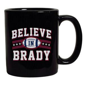 Believe-in-Brady-Ball-Football-Sports-Game-Fan-Wear-Black-11-oz-Coffee-Mug