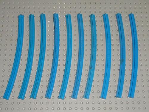 Rail LEGO TRAIN 12v 4,5v ref 3229a track outside// 726 725 119 113 183 722 182 ..