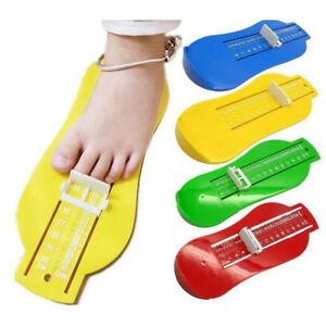 Baby-Kids-Foot-Measure-Gauge-Shoe-Size-Measuring-Ruler-Tools-Baby-Shoes-Fitting