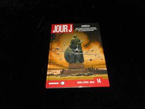 Duval-Pecau-Kordey-Jour-J-14-Omega-Delcourt-DL-2013