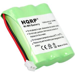 HQRP-1200mAh-Batterie-pour-Motorola-MA361-MA362-Domestique-sans-Fil-Telephone