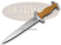 Boker Tree Brand Handpicked Cherry Wood Swiss Dagger Knife Knives on Sale
