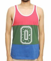 Odd Future Zero Tri Color Tank Top Size Xl (topshelf Supply Co)