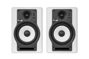 Fluid-Audio-F5W-aktiver-Studiomonitor-Paarpreis-NEU