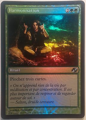 Planar Chaos Doublure PREMIUM // FOIL VF French Body Double Mtg magic
