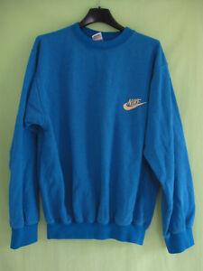 Détails sur Sweat Nike Oregon USA Bleu années 80 Pop vintage Shirt tracksuit M