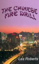 The Chinese Fire Drill Hardback Fiction Mystery Roberts, Les