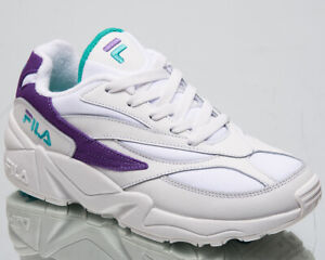Details about Fila Venom 94 Low Womens White Sneakers Casual Lifestyle  Shoes 1010602-02D