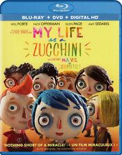 My Life As a Calabacín (Blu-Ray+DVD) ( Blu-Ray Nuevo Azul