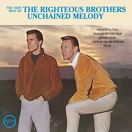 Righteous Brothers Unchained melody-The very best of (1990) [CD]