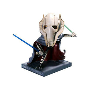 STAR WARS GENERAL GRIEVOUS  resin headknocker 16cm Cards Inc