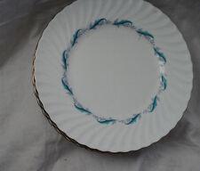 "Minton Dinner Plate Downing Fine Bone China Spiral Edge 10 1/2"" S665"