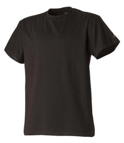 5 x HELLY HANSEN 79078 MANCHESTER T-SHIRT BLACK  size Medium