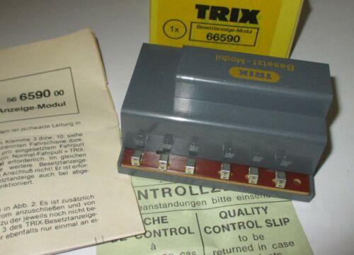 Trix 66590 Besetztanzeigemodul /> Neu//OVP