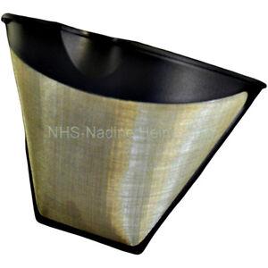 elfo swissinox swissgold kaffee dauerfilter kf4 filter gr. Black Bedroom Furniture Sets. Home Design Ideas