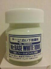 Gunze Sangyo/Mr Hobby SF-283  Mr Base White 1000. 40ml