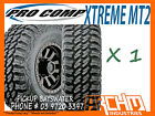 265 70 R17 PRO COMP XTREME MT2 MUD TERRAIN TYRES 4WD/SUV/LT - PICKUP BAYSWATER