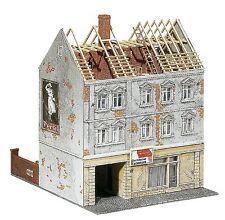 Faller 130456 H0 Stadthaus in Renovierung, passend zur Häuserzeile, Bausatz, Neu