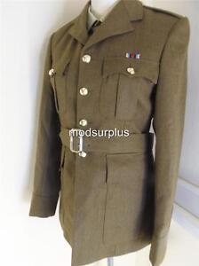 British Army Soldier Fad No2 General Service Gsc Uniform Jacket 39