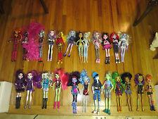 Large Monster High Lot 24 Dolls  1st Wave HTF Dolls