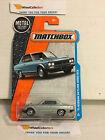 '71 Nissan Skyline 2000 GTX #5 * 2016 Matchbox * Early Run Cardback * Case L