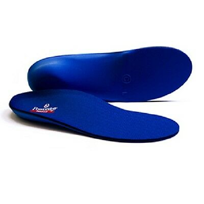 Powerstep Pinnacle Insoles Full Length Shock-Absorbing Arch Support Absorb Shock