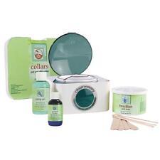Clean Easy Professional Brazilian Bikini Waxing Kit With Wax Warmer Pot Heater