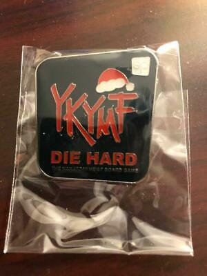 2019 Gen Con Die Hard The Nakatomi Heist Board Game Promo Pin YKYMF GenCon
