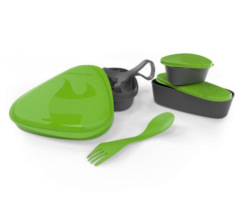 Light My Fire-Lunch Kit LunchKit de la vaisselle cartables spork vesperbox Outdoor