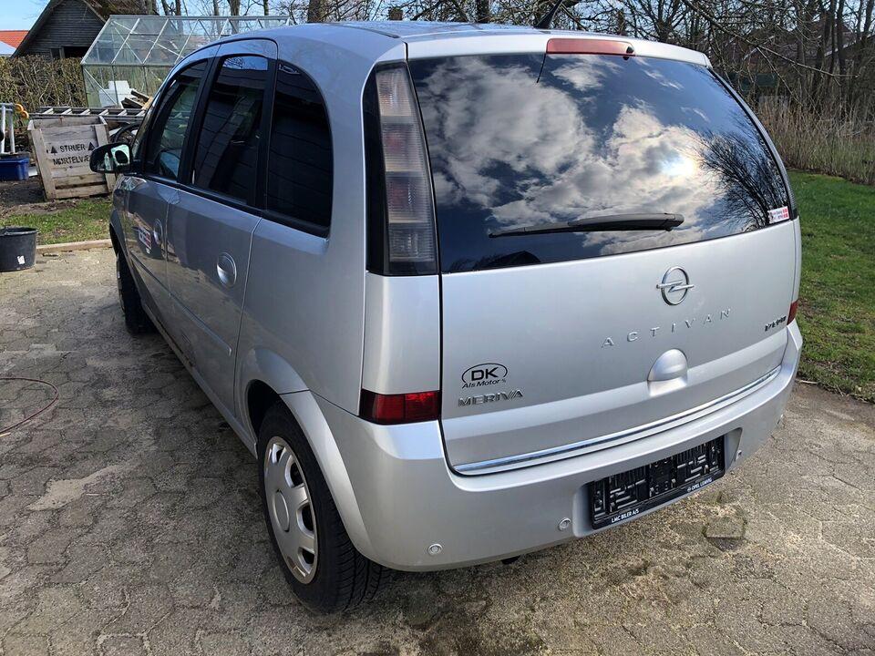 Opel Meriva, 1,7 CDTi Enjoy, Diesel
