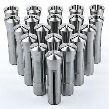 6 Pc High Precsion R8 Collet Set Fractional 1//8 to 3//4 for Bridgeport 6 Piece