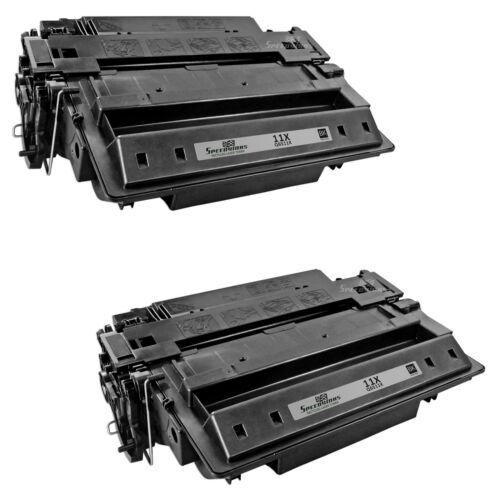2pk Comp Replacement for HP Q6511X 11X LaserJet Toner Cartridge 2420 2430 2420N