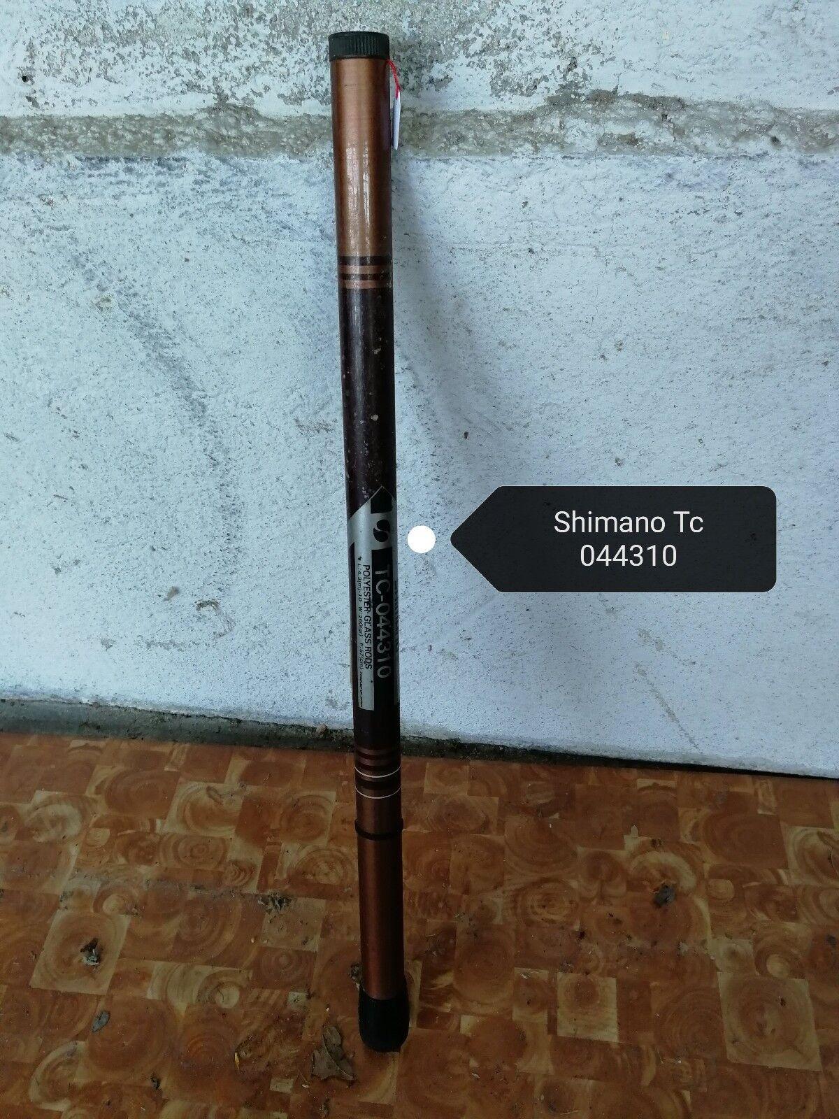 Articolo C026 - Canna da pesca Shimano Tc 044310 - 4.30 metri