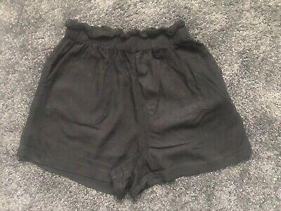 ***h&m Shorts Damen Gr.32 Schwarz***top!!!