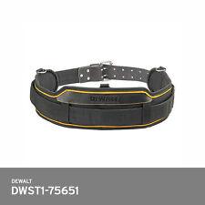 dewalt leather tool belt ebay