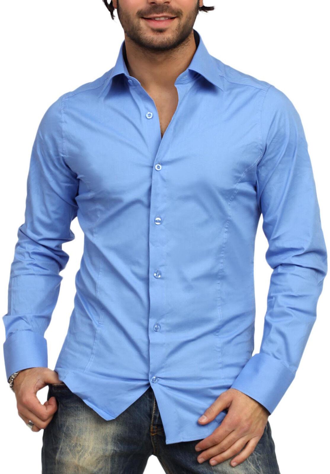 Azzurra Celeste - Sky Blue Longsleeve Shirt Moda