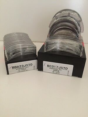 "ROD BEARINGS SET 2011-2016 FORD 5.0L COYOTE DOHC V8 32V  VIN /"" F /"""