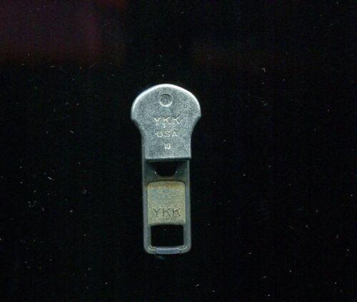 YKK Nickel #10 Heavy Duty Slider pour Metal Zipper
