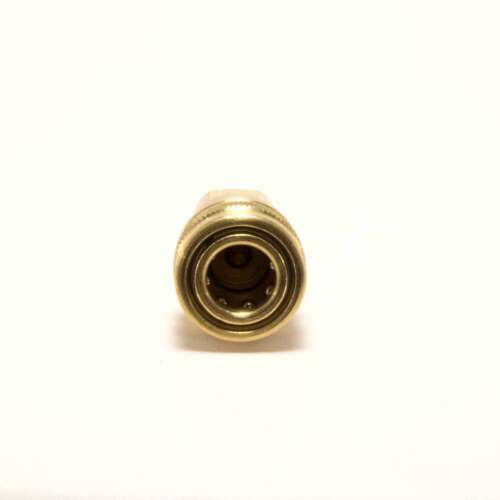"""4 Sets 1//8/"""" ISO-B Hydraulic Hose Quick Disconnect Coupler Brass ISO 7241-1 B"""