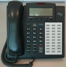 Esi 48 Key Phone H Dfp 30 Button With Stand Charcoal Black Tested Warranty