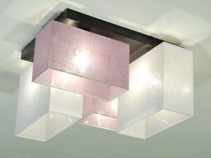 Lampada da soffitto luce jls44liwed soggiorno cucina illuminazione