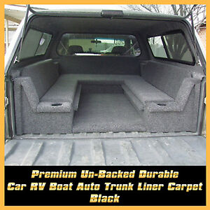 20 x78 floor roof tailgate mat trunk liner carpet car rv custom speaker boxes ebay. Black Bedroom Furniture Sets. Home Design Ideas