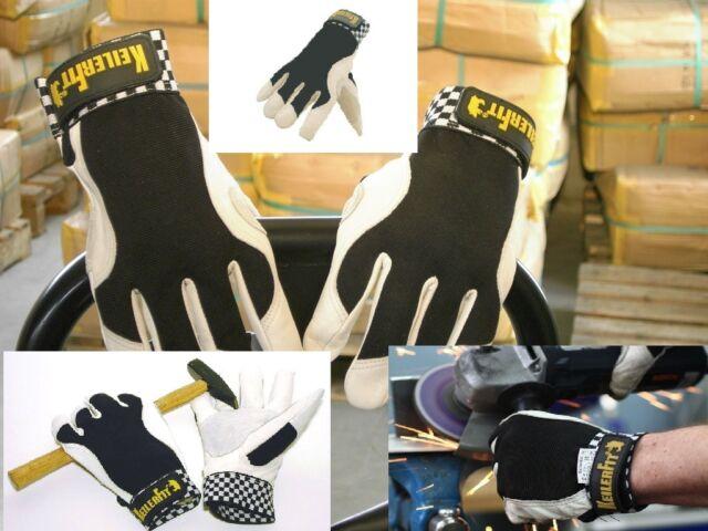 11 Paar KEILER Forst-Handschuhe Gr.10,5 Forsthandschuhe Waldarbeiterhandschuh
