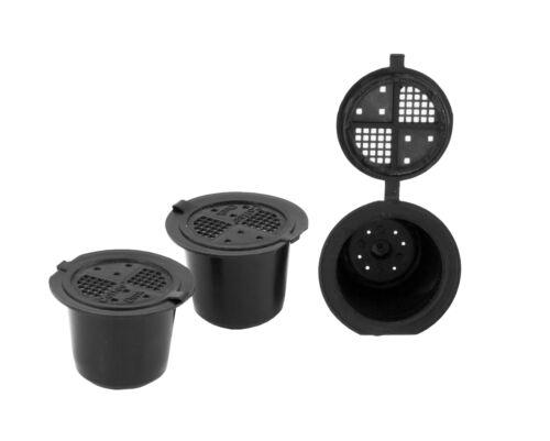 3er Coffeeduck Espresso Kapsel alle Nespresso-Maschinen Dauerfilter nachfüllbar
